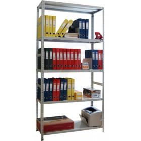 Металлические архивные стеллажи серии СТФ (125 кг на полку)